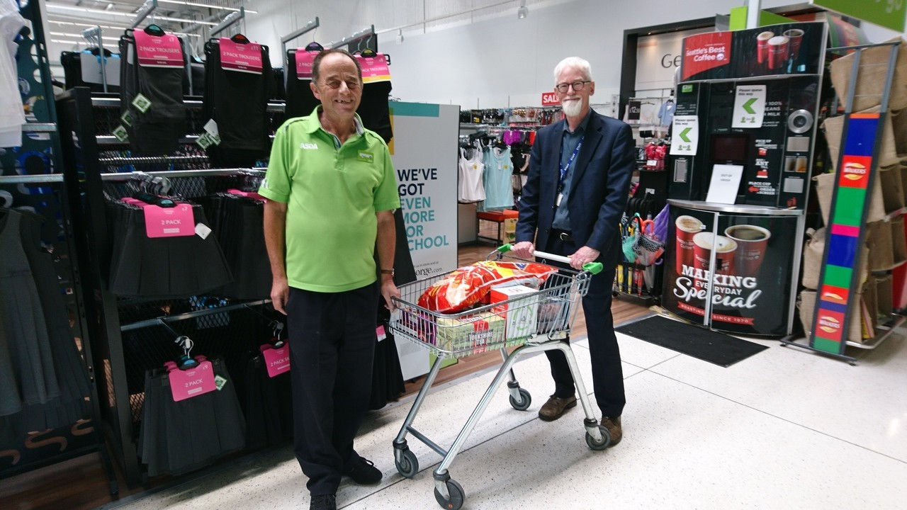 Supporting a local school  | Asda Filton