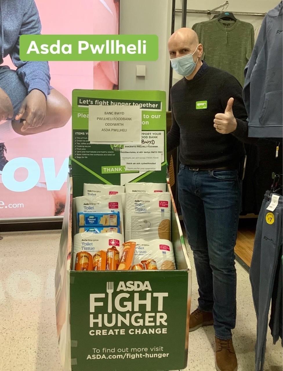 Fight Hunger | Asda Pwllheli