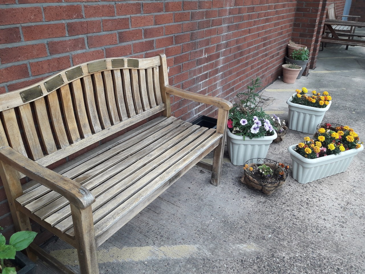 Update on Memorial Garden. | Asda Harpurhey
