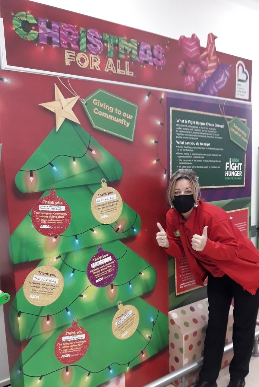 Community heroes | Asda Sutton in Ashfield