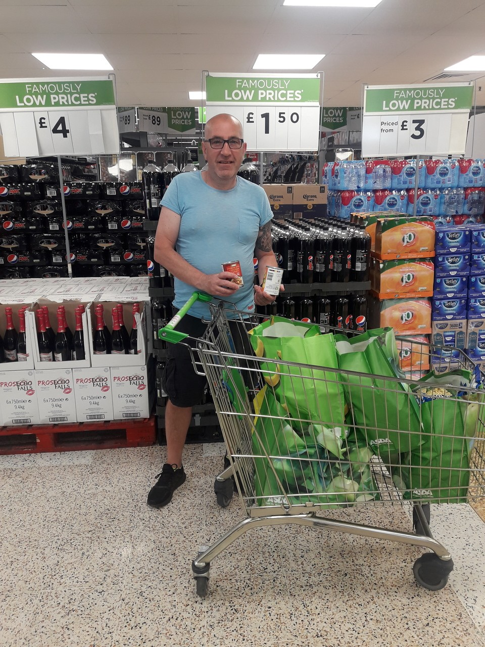 Supporting local residents | Asda Barrow