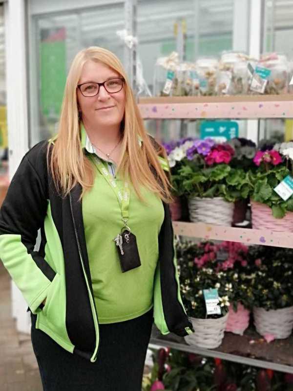 Rachel Curtis-Hatton from Asda Bodmin