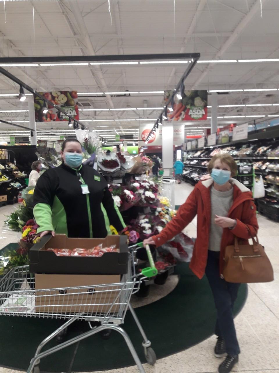 Feeding the families of Plymouth | Asda Plymouth