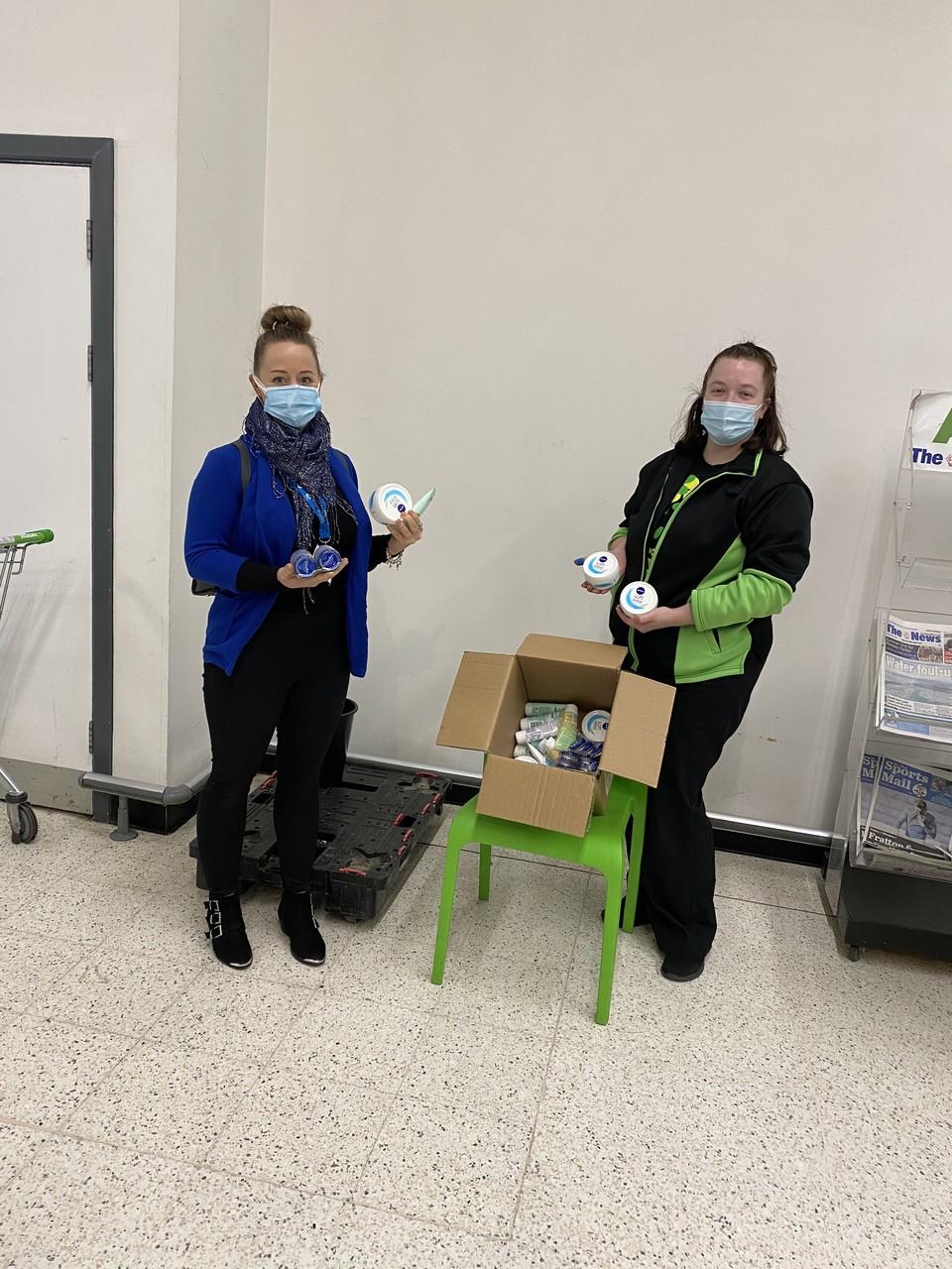 NHS donation | Asda Portsmouth