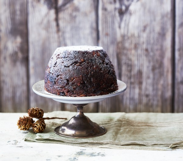 Free From Christmas pudding