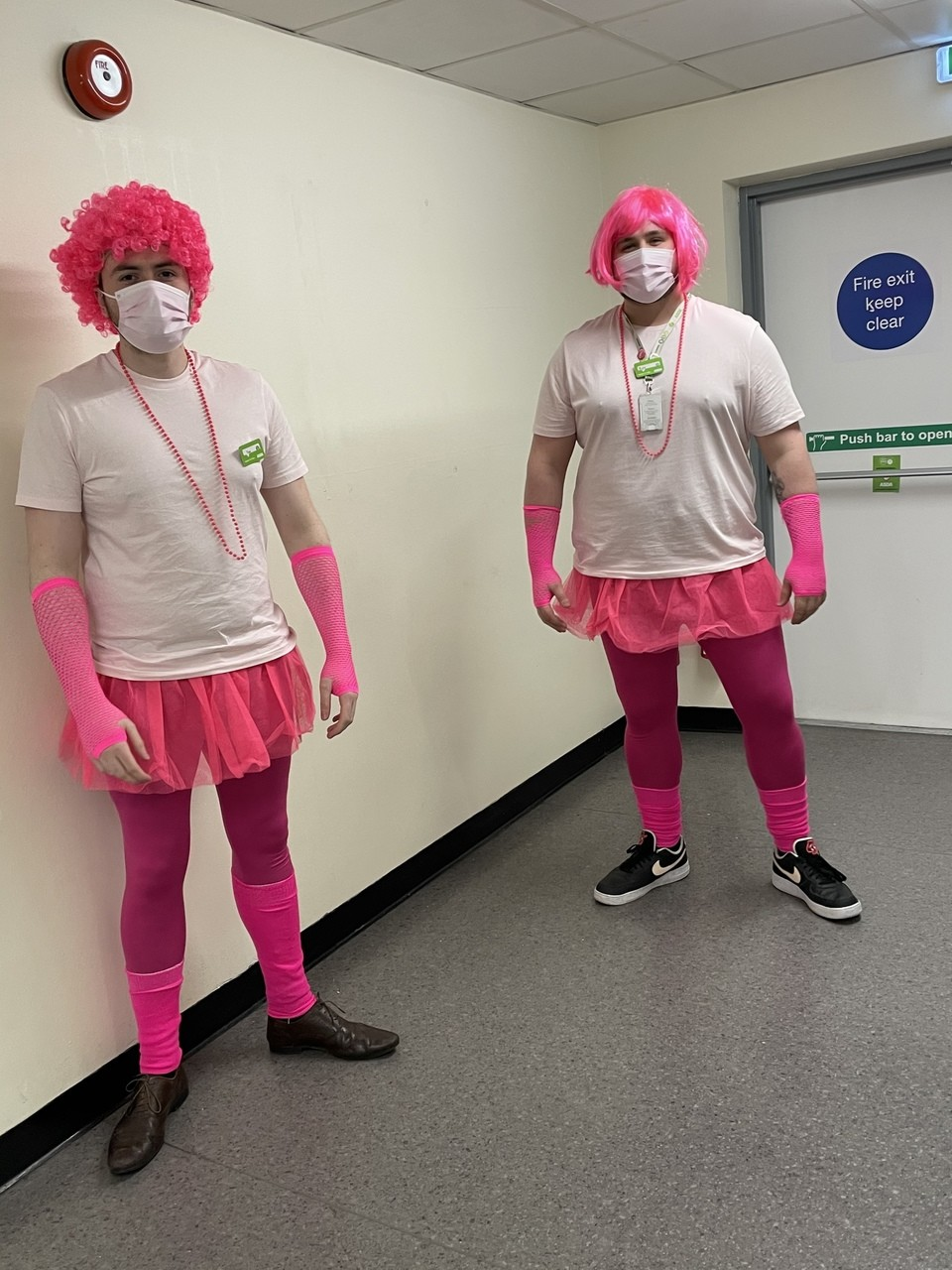 25 years of Tickled Pink | Asda Abbey Park