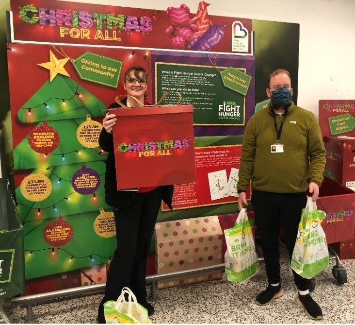 Christmas Treat Bags | Asda Small Heath