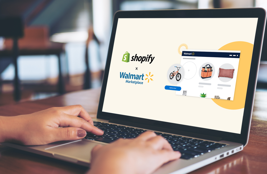 Shopify and Walmart
