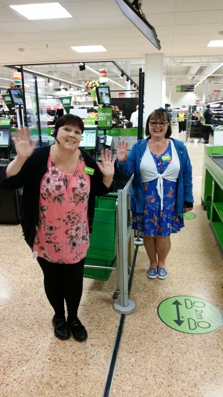 Anniversary celebration in store for our amazing colleagues  | Asda Derby