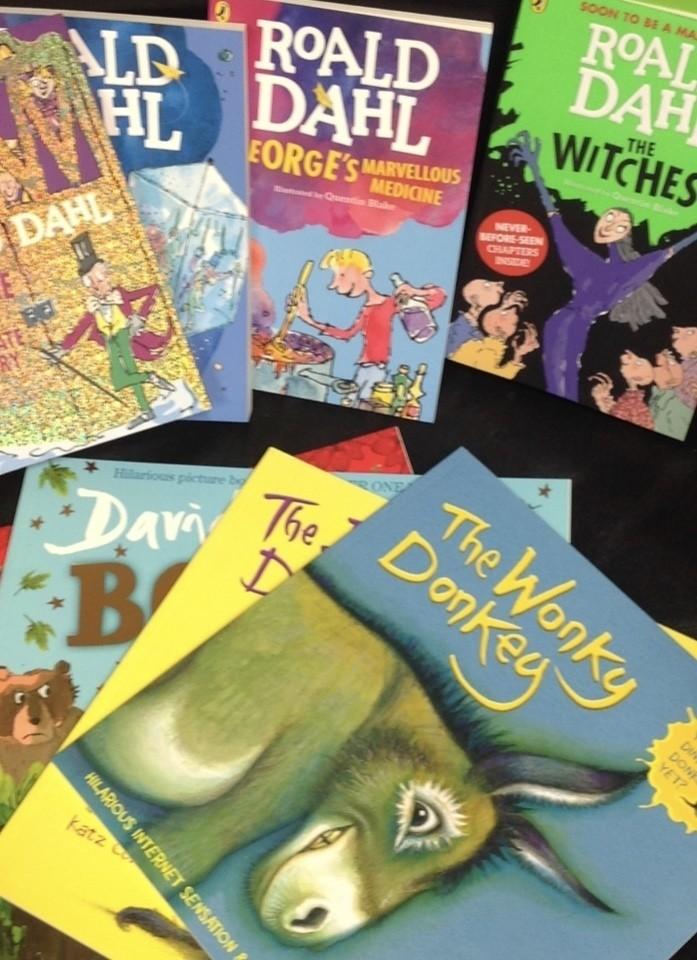 Giving children some lockdown reading | Asda Longwell Green