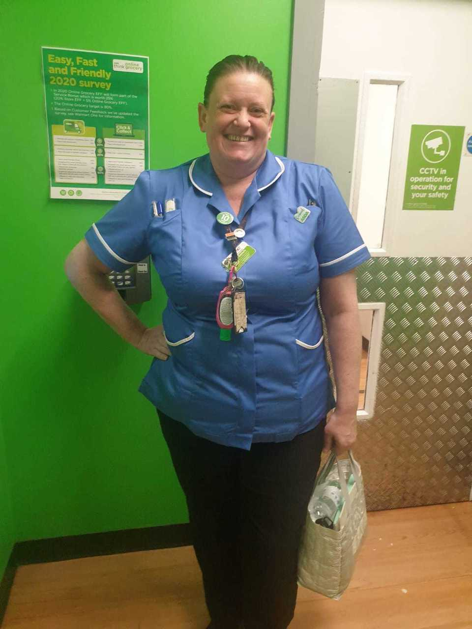 Supporting our NHS | Asda Chelmsley Wood