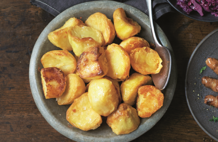 Wagyu Beef Dripping Roast Potatoes