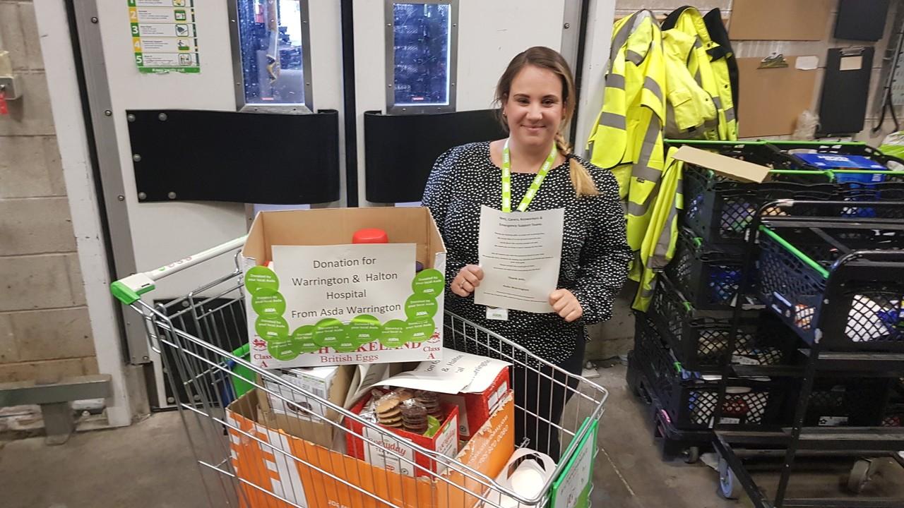 Celebrating our nurses | Asda Warrington