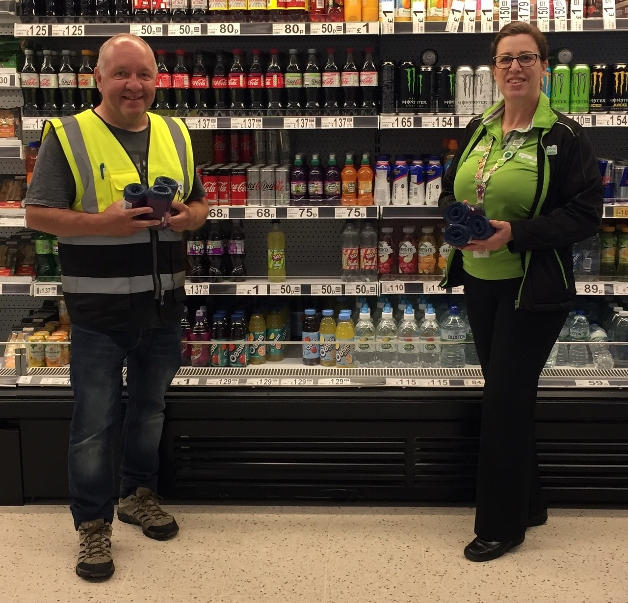 Donation to PPE Hub | Asda Fraserburgh