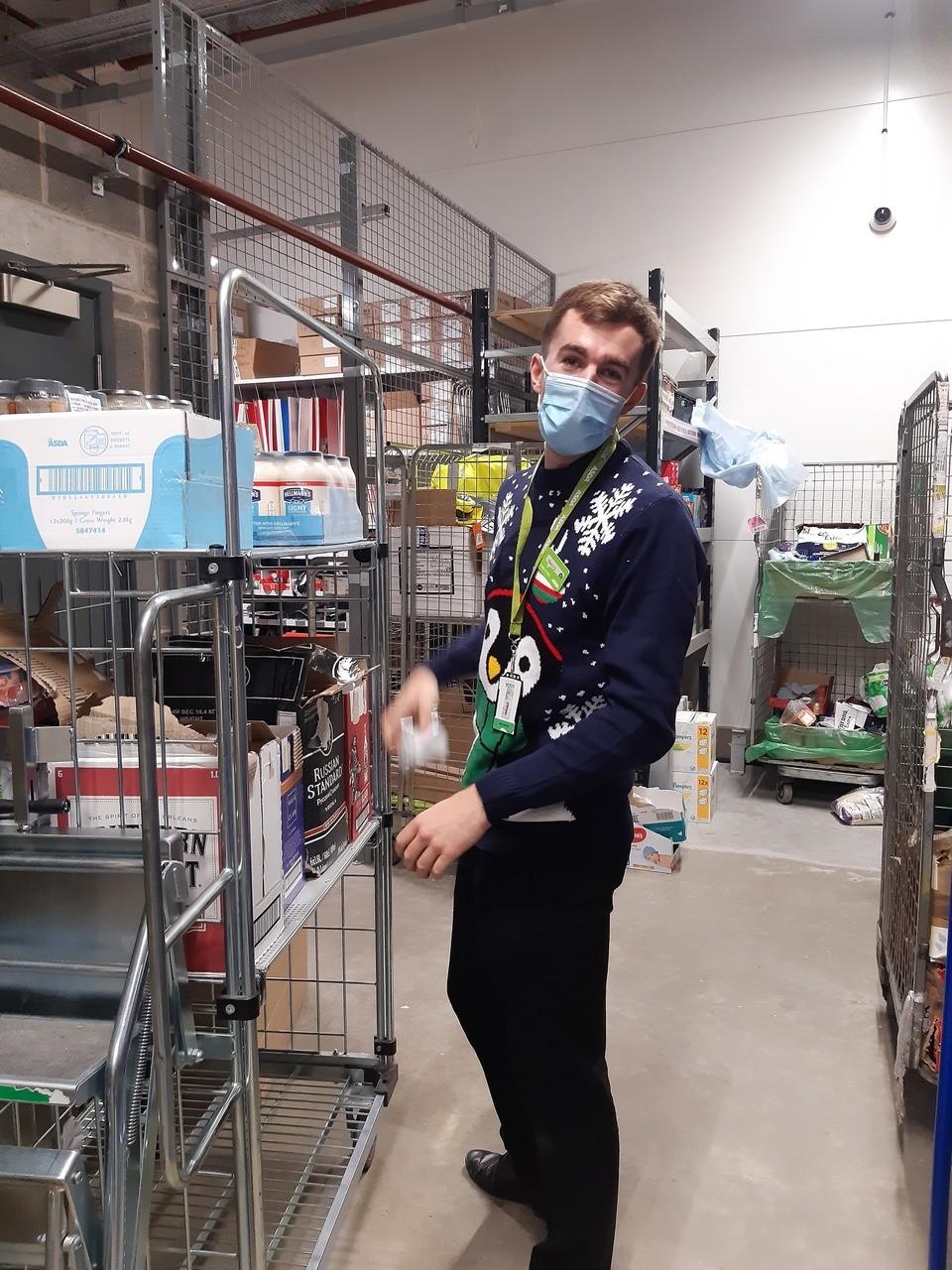 Christmas Jumper Day | Asda Worksop