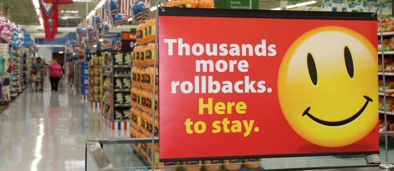 Why The Smiley Face A Chat With Walmarts Cmo