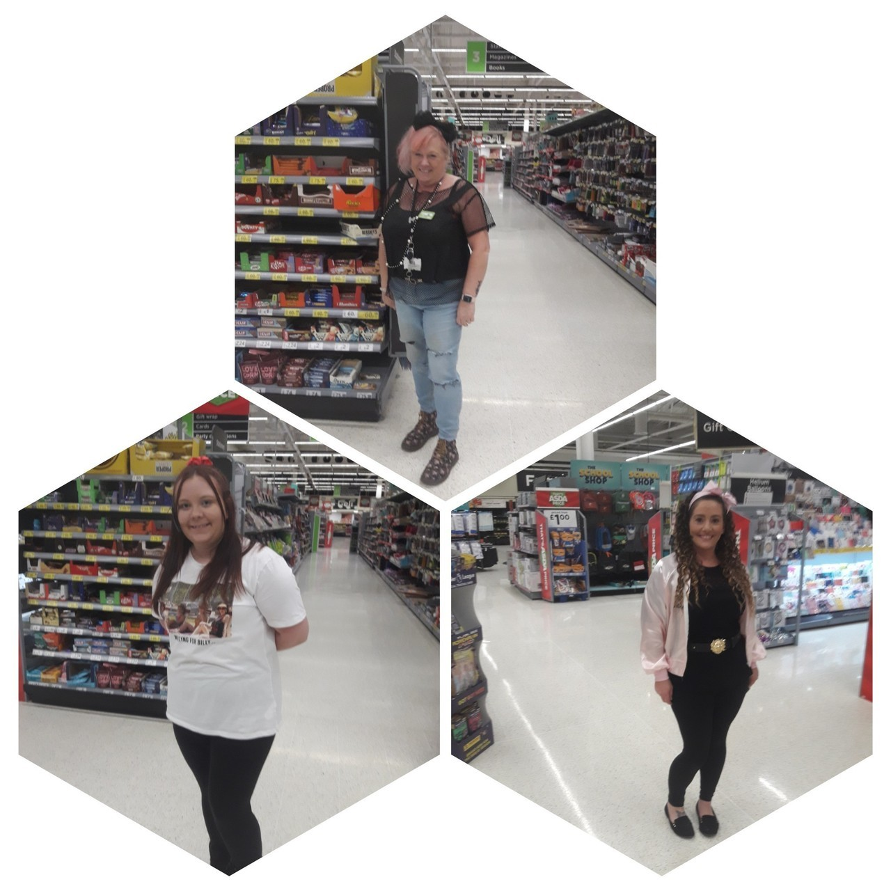 70's 80's and 90's weekend | Asda Hartlepool