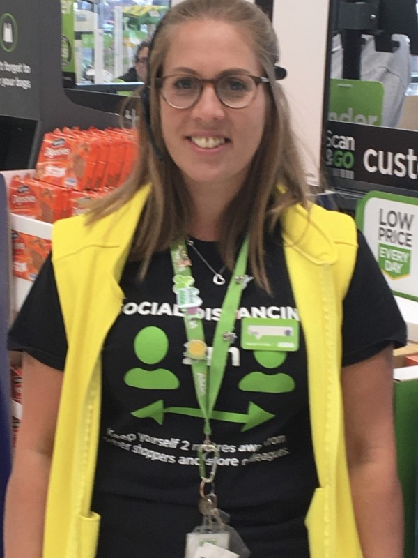 Tasha Selley from Asda Swindon Haydon