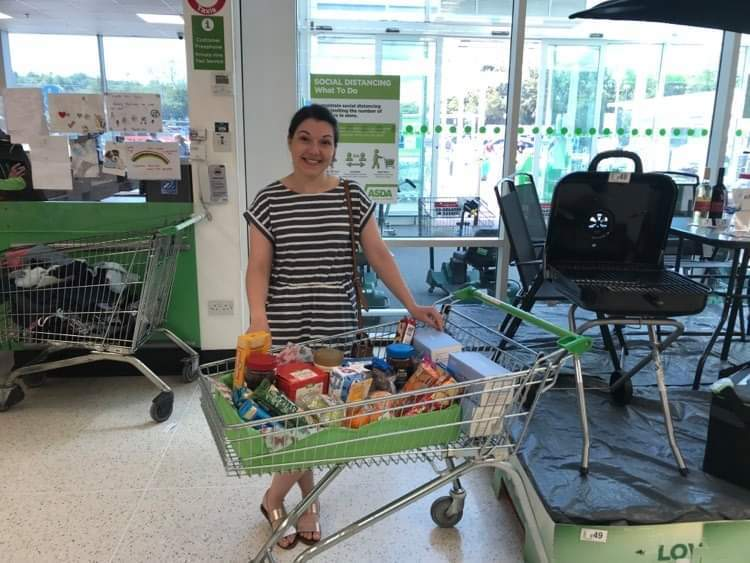 Donations to care homes | Asda Canterbury