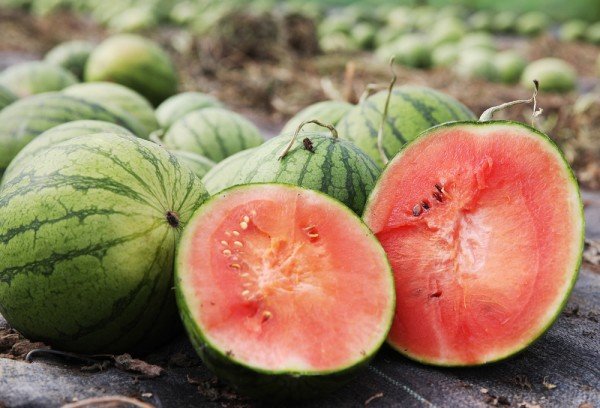 British watermelons from Asda