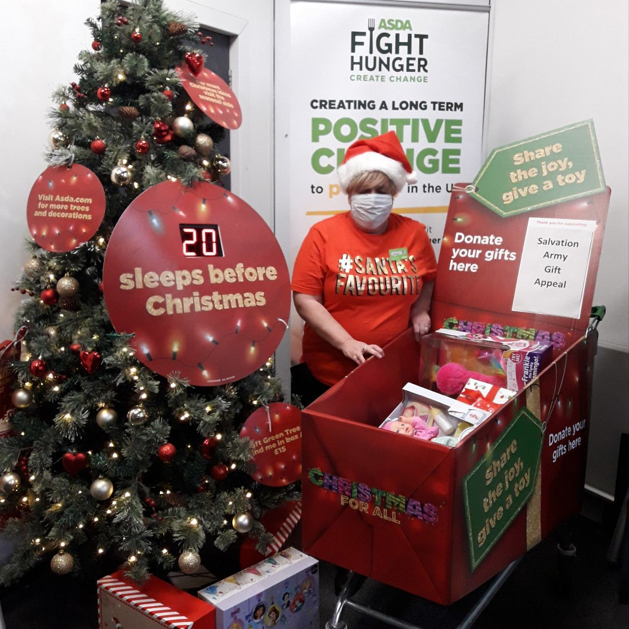 Gift appeal is now instore | Asda Gosforth