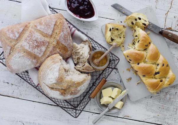 Some of Asda's Extra Special artisan bread