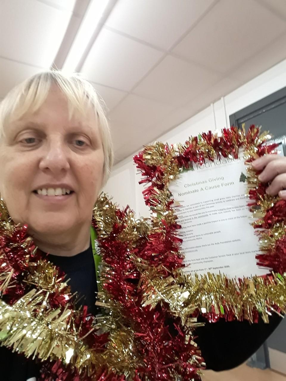Christmas giving grants | Asda Thornaby