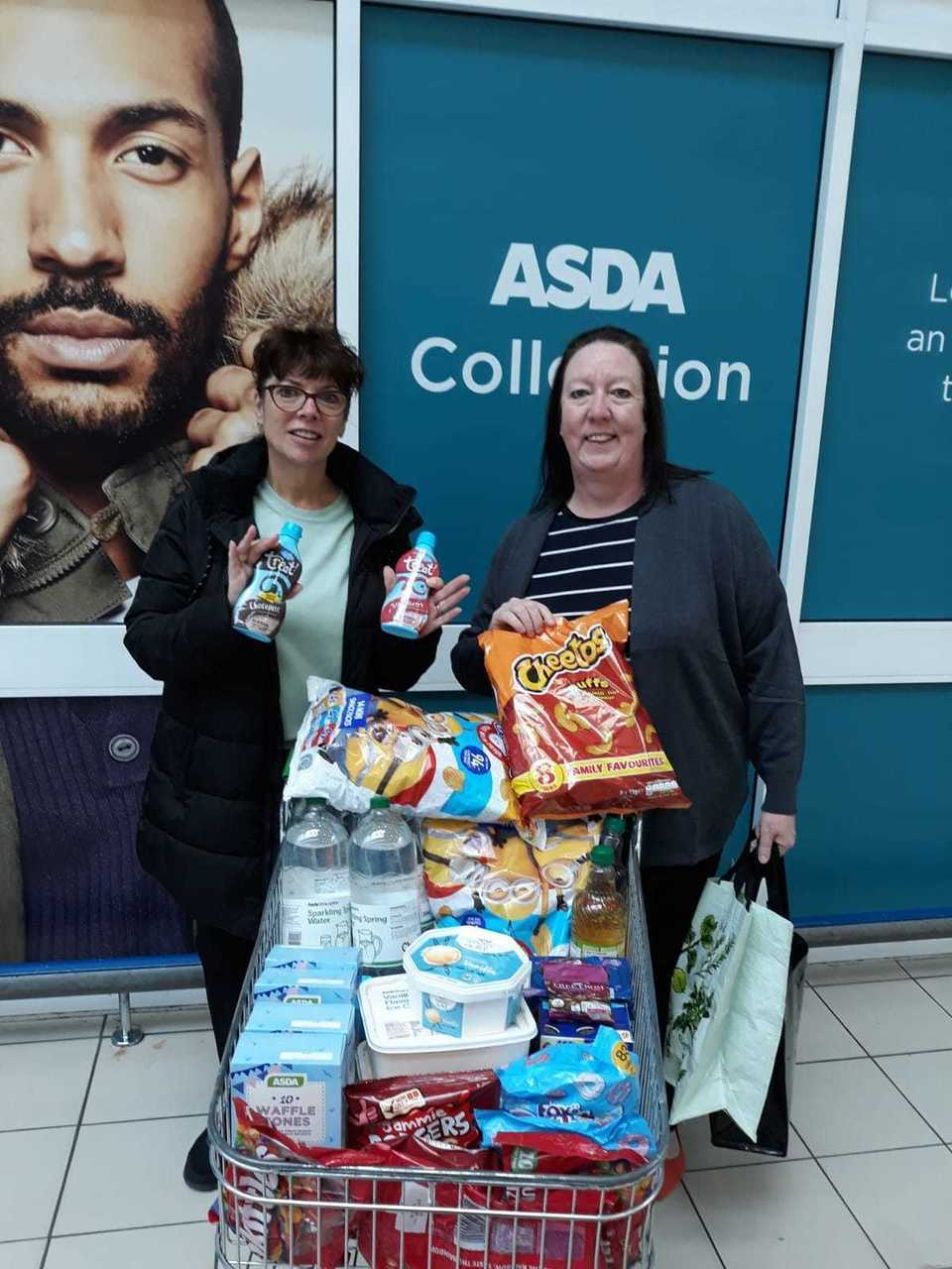 Donation to Sacred Heart Primary School  | Asda Perry Barr