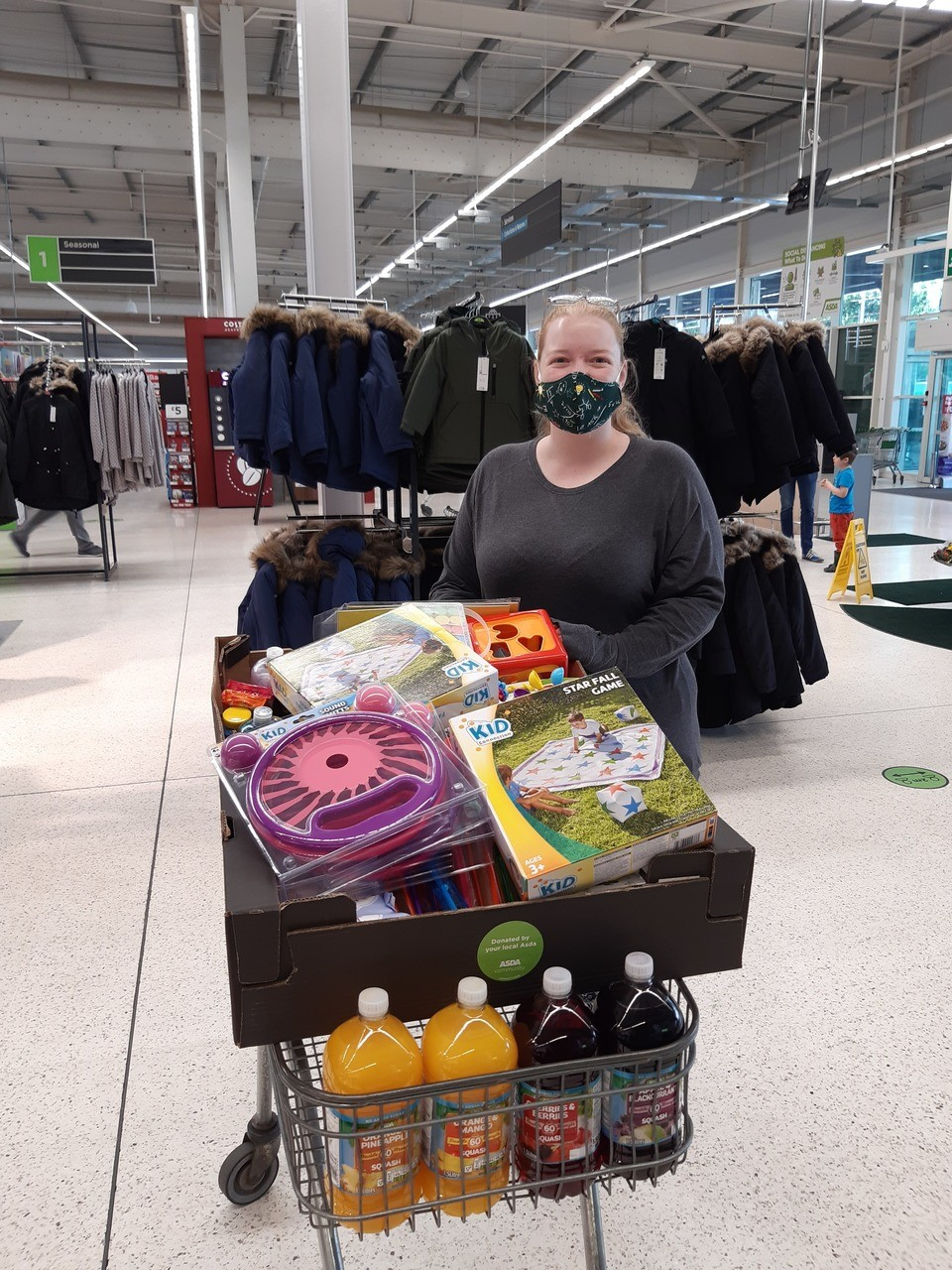 Buckhaven Primary donation  | Asda Glenrothes