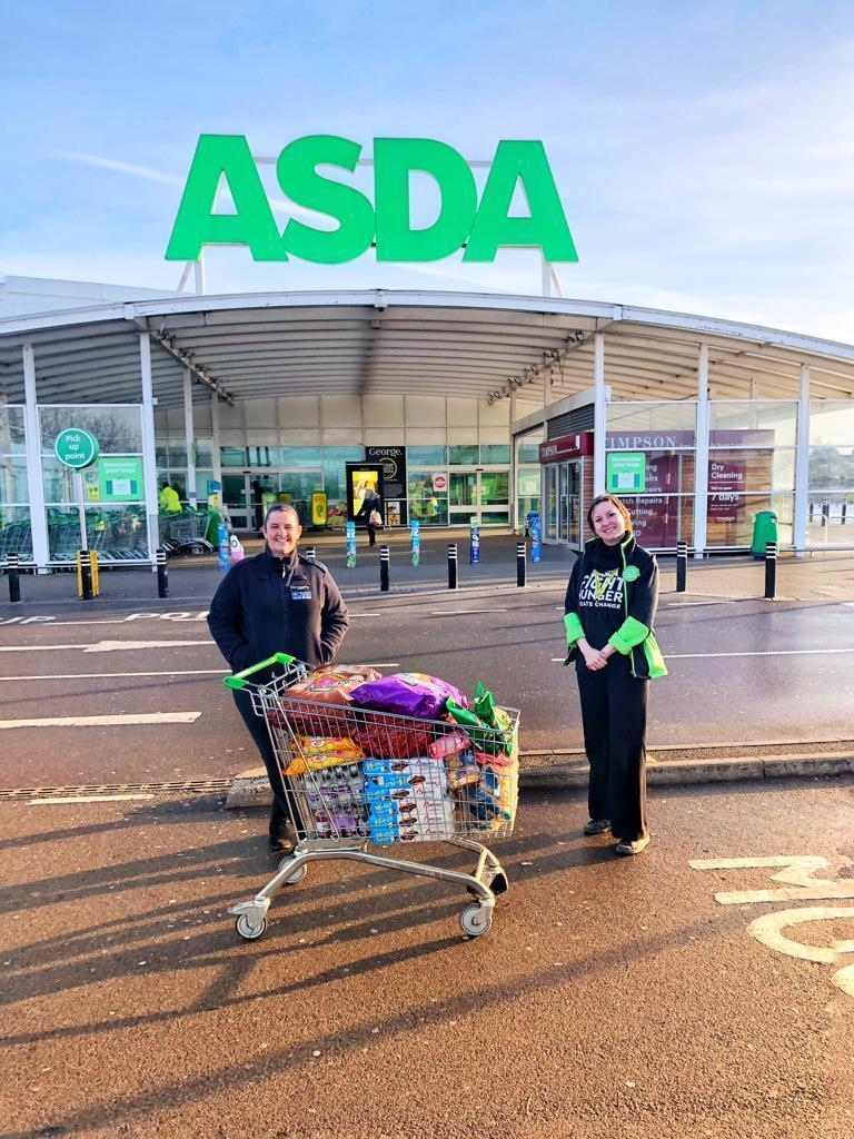 Partnering with Metropolitan Police for our NHS | Asda Leyton Mills