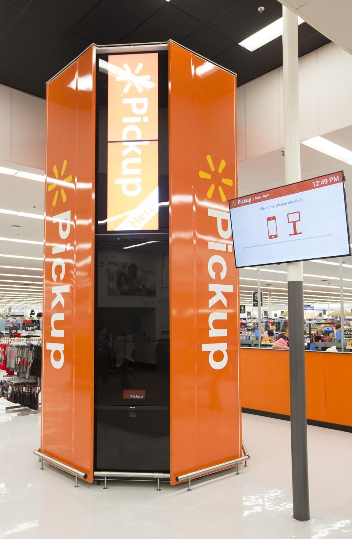 Walmart Pickup
