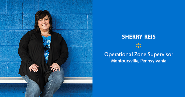 Sherry Reis, Operational Zone Supervisor – Montoursville, Pennsylvania