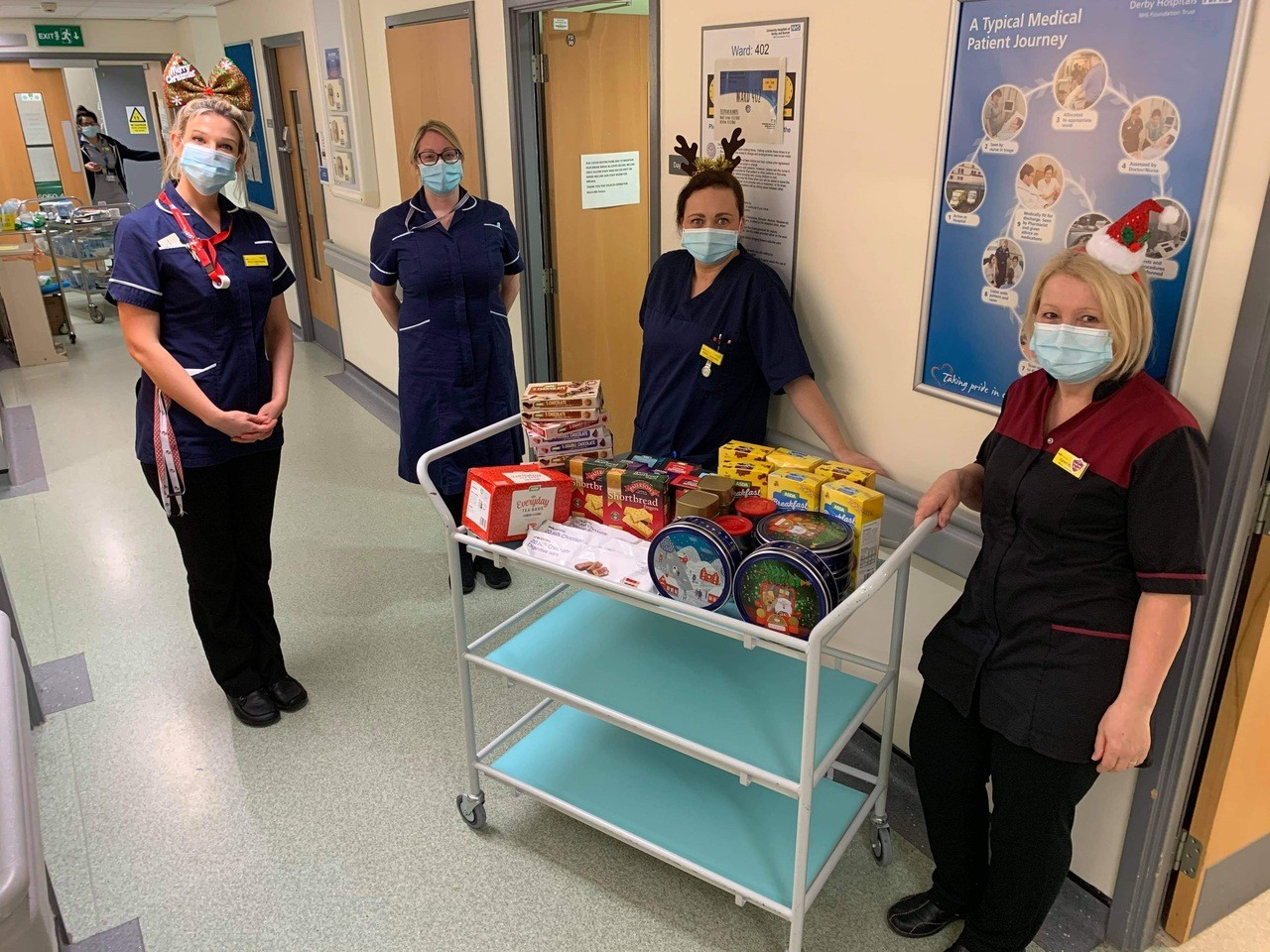 Merry Christmas to our amazing NHS  | Asda Derby