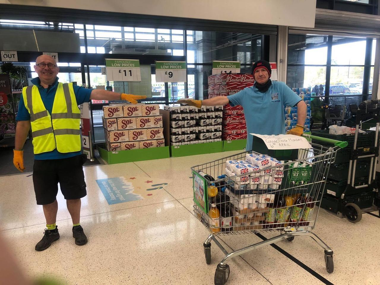 Supporting our local food bank | Asda Swindon Haydon