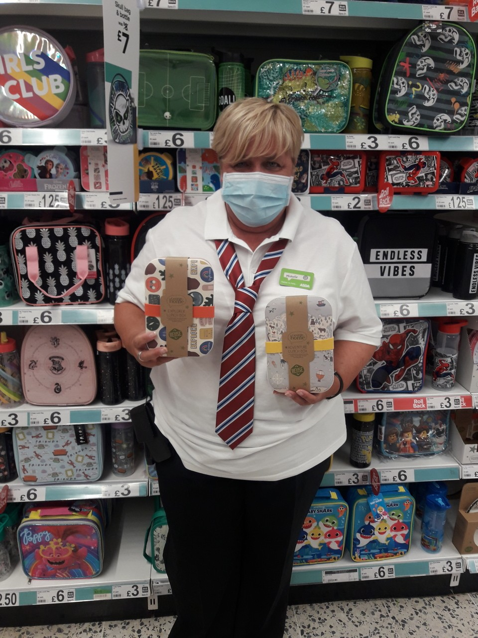Great new products saving our planet   Asda Gosforth