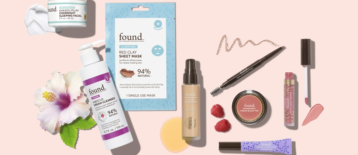cc05e8b4389e Found  The Story Behind Our New Natural Beauty Routine