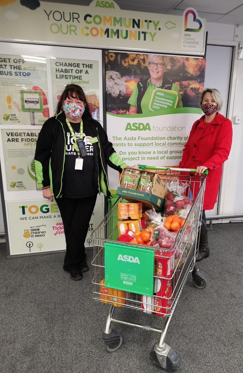 Supporting families in our community | Asda Shoebury