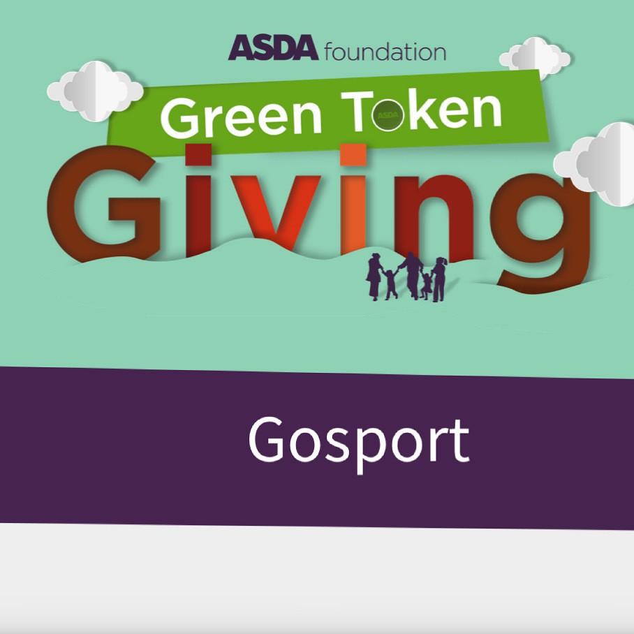 Green tokens return | Asda Gosport