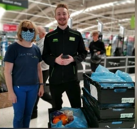 Fighting Hunger In Stafford | Asda Stafford
