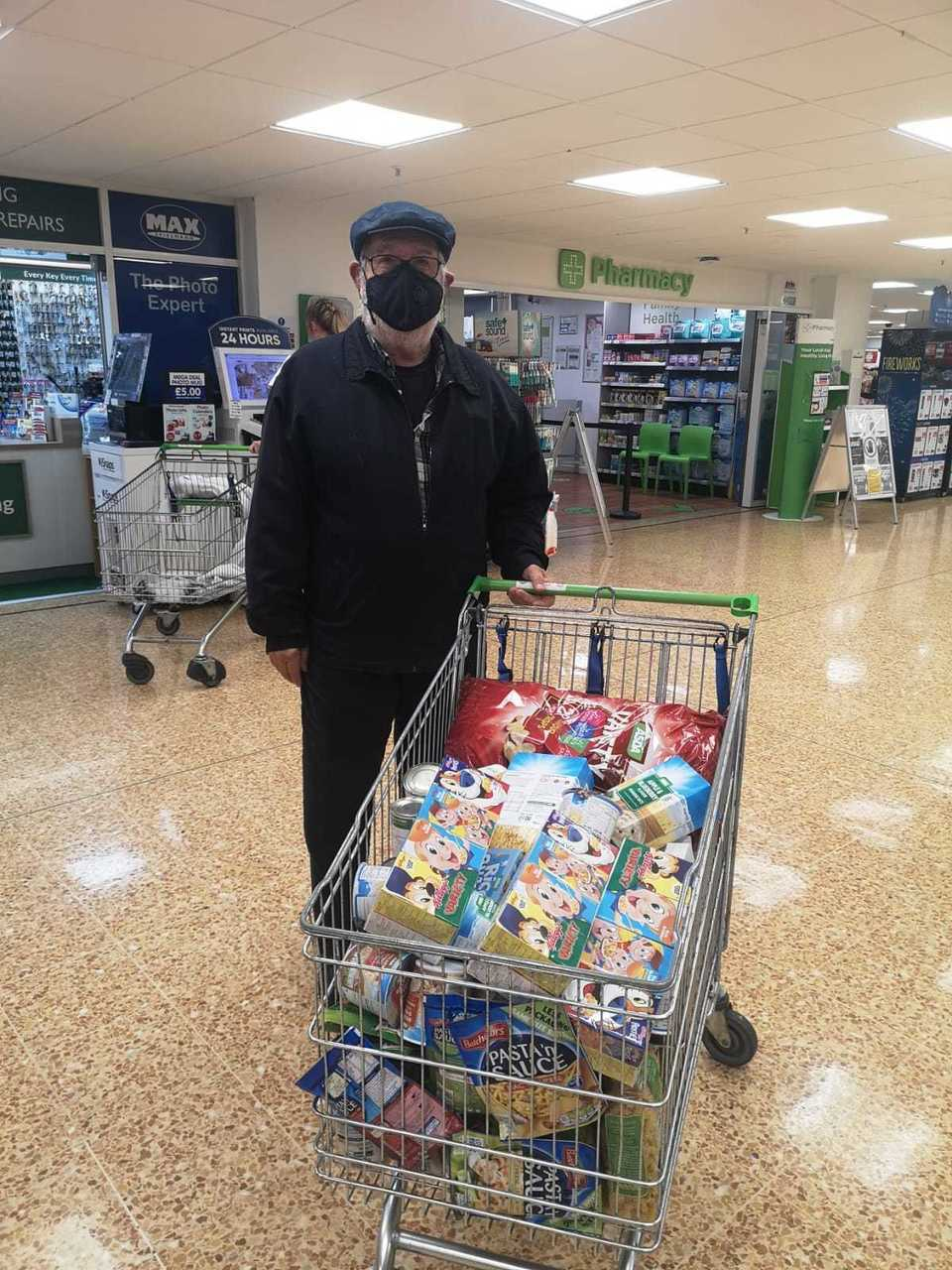 Supporting families in need | Asda Lancaster