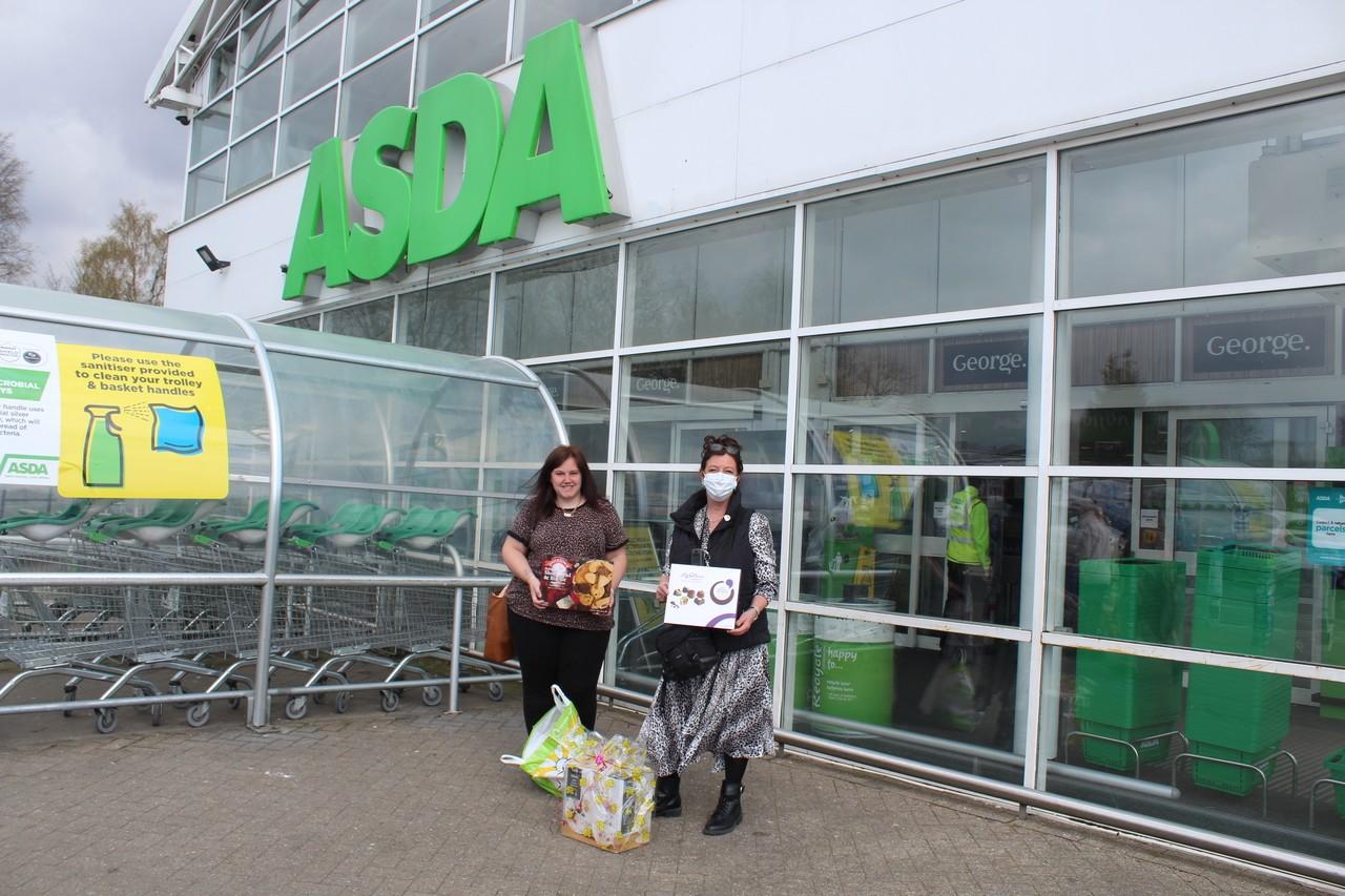 Bolton and Farnworth store donation to the Bolton Dementia Support Group. | Asda Bolton