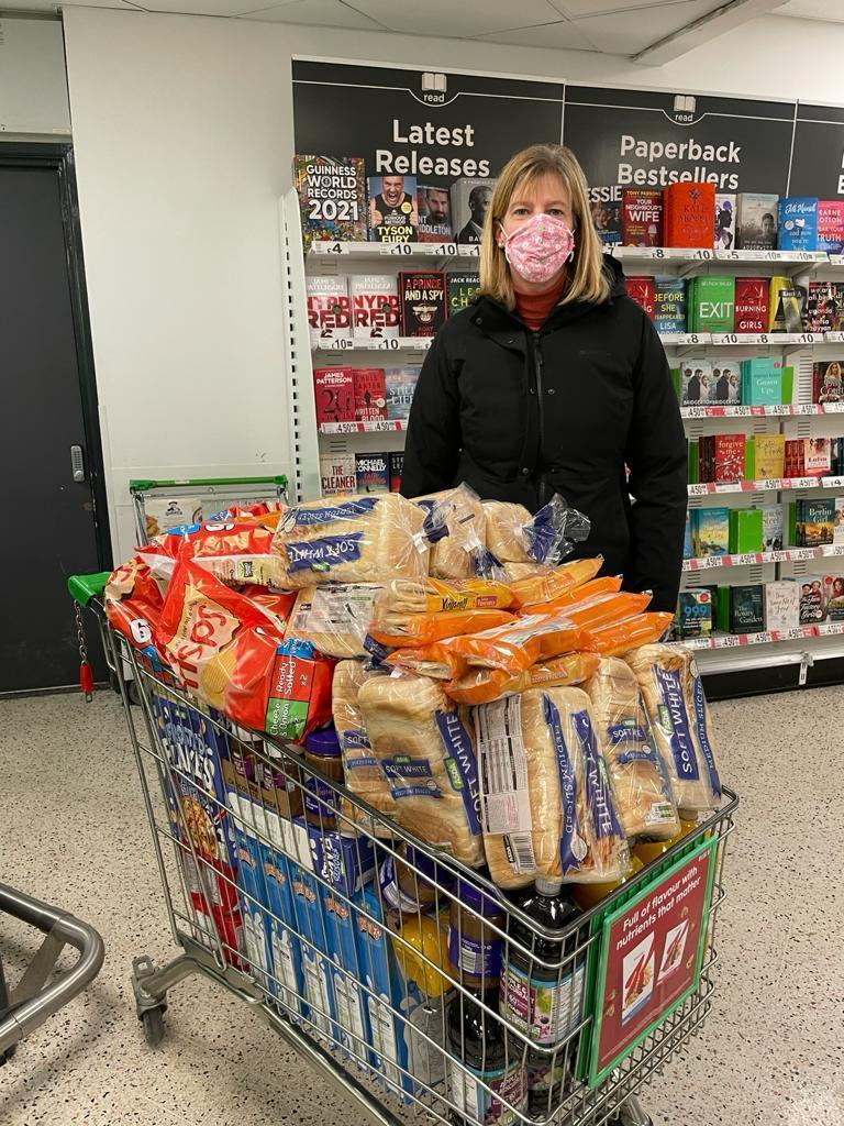 Donation for key workers children who are at school | Asda South Woodham Ferrers