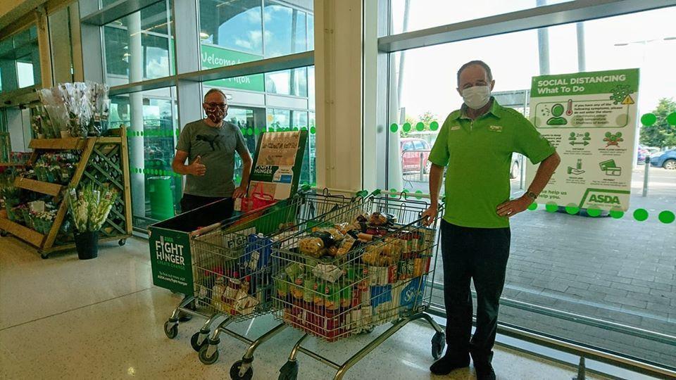 Fighting hunger and creating change at Filton | Asda Filton