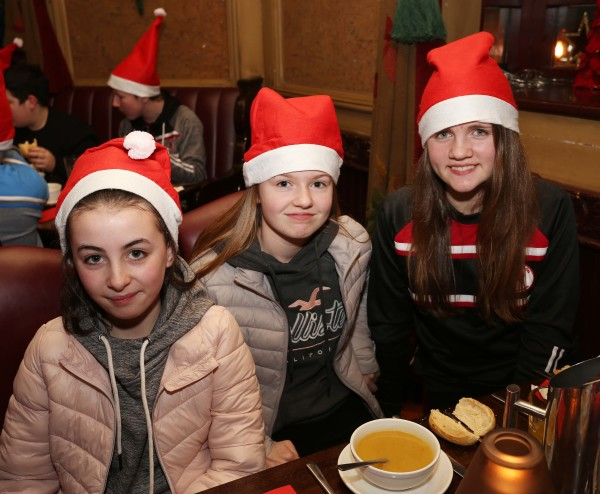 Asda Omagh extra special Christmas surprise at Drumquin Community Youth Centre