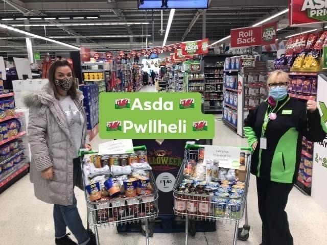Helping our community | Asda Pwllheli
