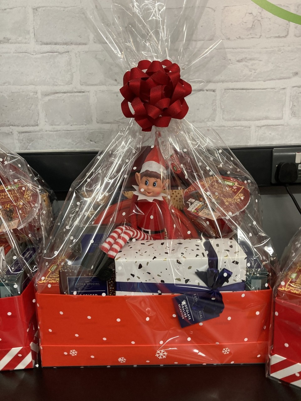 Christmas Raffle Prizes | Asda Harlow