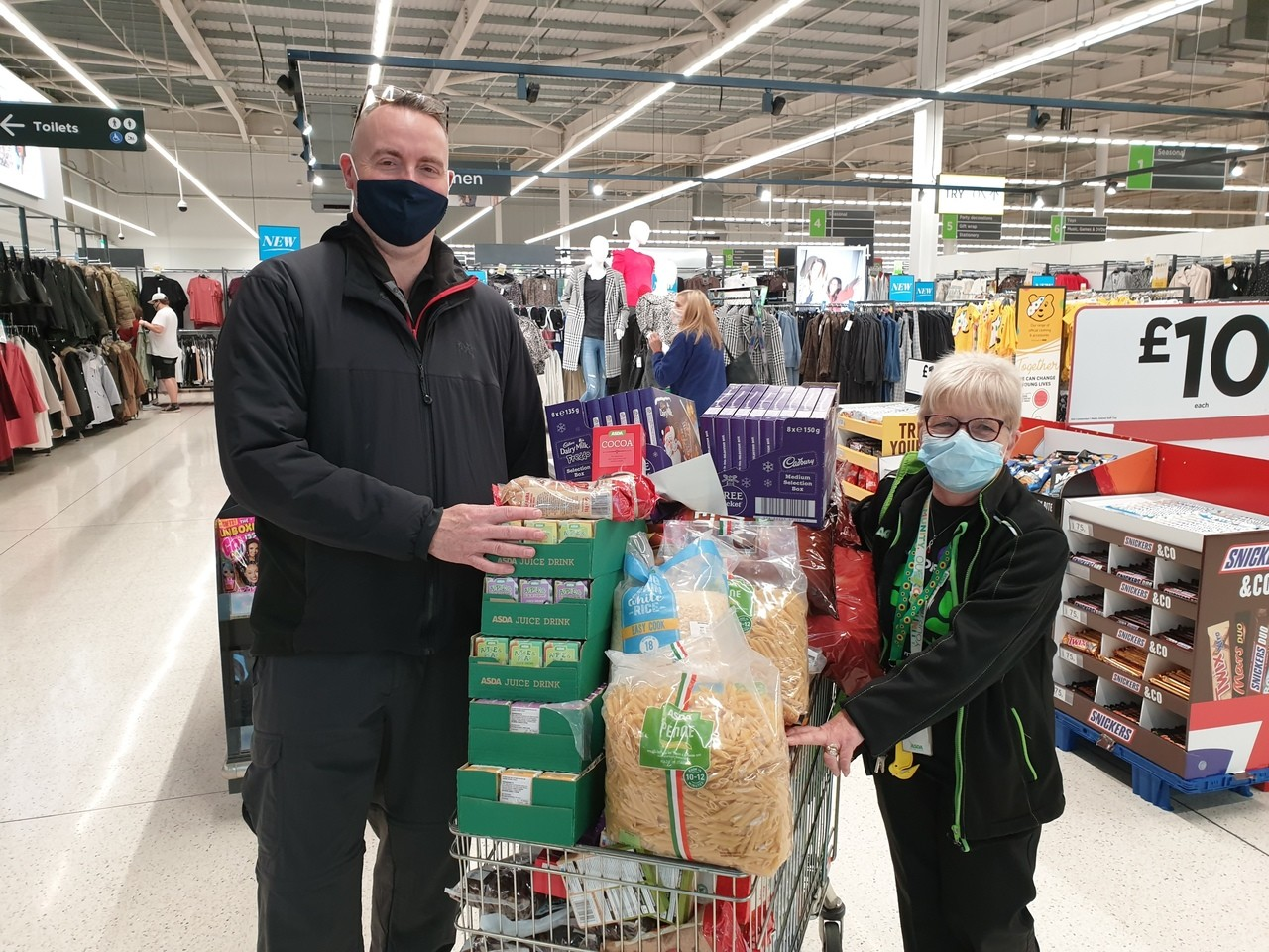 Community centre support | Asda Hereford