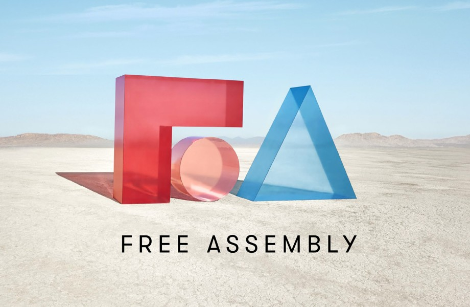 Free Assembly Spring Lookbook Cover
