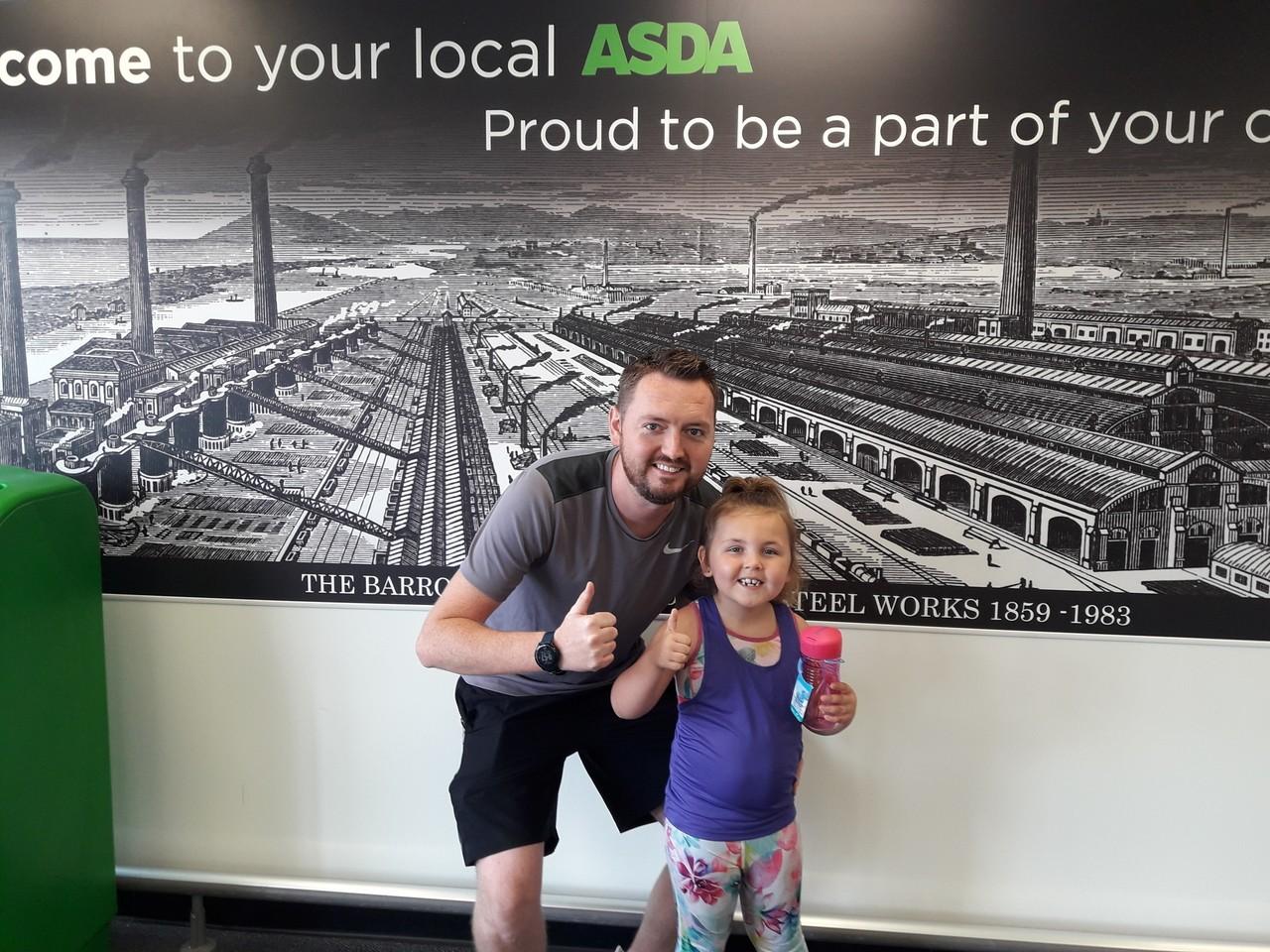 Asda Barrow proud to support six-year-old Pippah, aged six | Asda Barrow