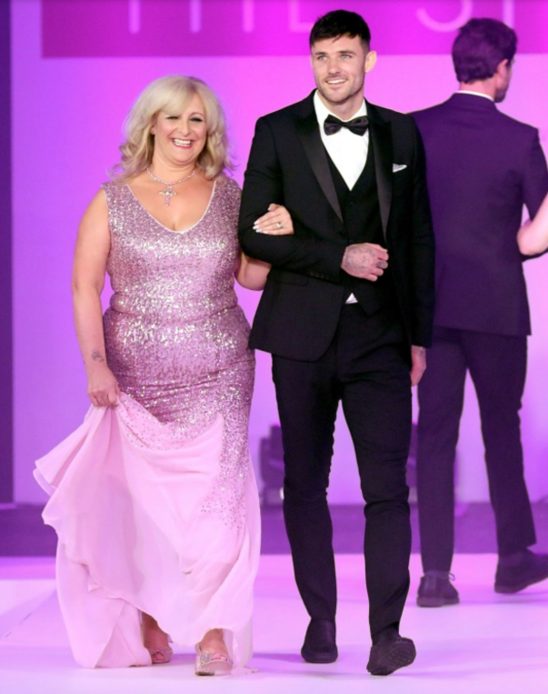"""Our Asda Living Hull colleague Jacqui loves """"ambassador"""" role for Tickled Pink"""
